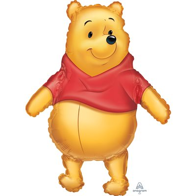 BIG AS LIFE POOH H / S