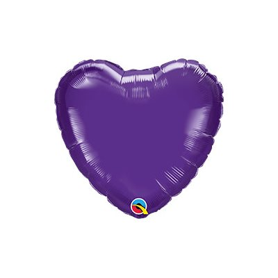 HEART PURPLE / PURPLE M.4""