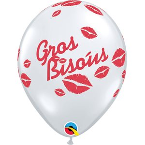 """B.11"""" GROS BISOUS A\A P\50"""