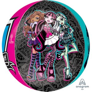 "M.15"" MONSTER HIGH ORBZ"