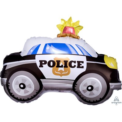 M. 18'' AUTO DE POLICE
