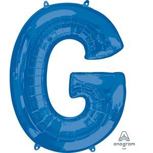 32''M.BLUE LETTER G H / S