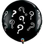 B.3' QUESTION MARKS NOIR