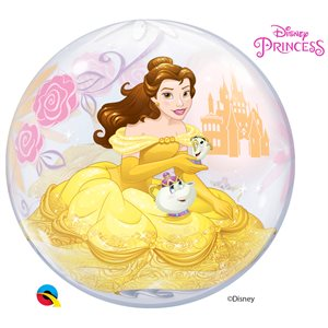 M.22'' PRINCESSE BELLE BUBBLES