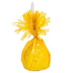 base recouvert mylar jaune