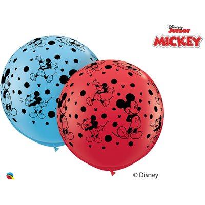 B.3' DISNEY MICKEY MOUSE