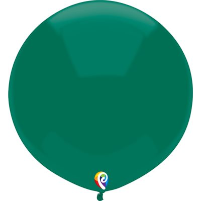 B.17'' FOREST GREEN P / 72