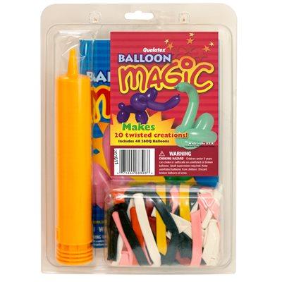 BALLOON MAGIC FIGURE TRYING KIT