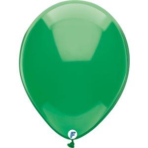 12'' B.CRYSTAL GREEN P / 15