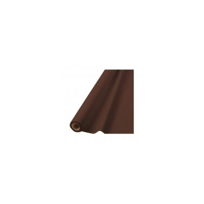ROULEAU NAPPE CHOCOLATE BROWN 40''X100'