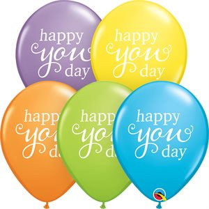 B.11'' SIMPLY HAPPY YOU DAY P / 50