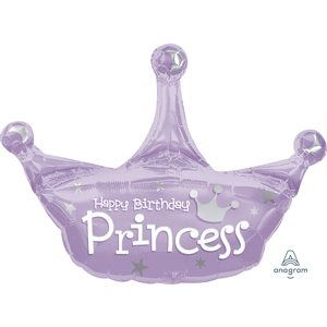 H-B-DAY PRINCESS H / S