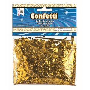 1.5 OZ CONFETTI CRUMB GOLD