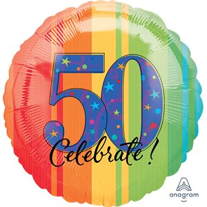 """M.18"""" A YEAR TO CELEBRATE 50"""
